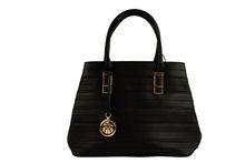 Дамска чанта - CO COO FASHION - черна