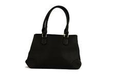 Модна дамска чанта - DANBLINI - черна