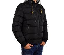 Зимно мъжко яке - 1122 - черно
