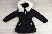 Топло зимно яке за момиче от 4 до 14 г. код 8119