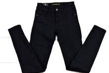 Дамски есенно - зимен панталон - BON BON III - черен