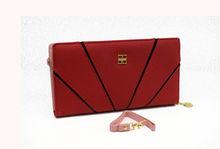 Дамски портфейл  - 519 - червено