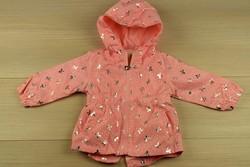 Детско пролетно яке за момичета от 1 до 5 г. - 3006 - розово