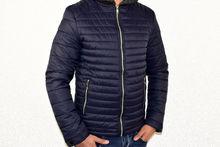 Мъжко пролетно яке - 1127 - тъмно синьо