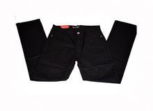 Дамски панталон макси размер - SUNBIRD - черен