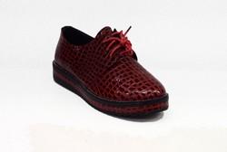 Дамски обувки - 00101- бордо