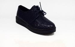 Дамски обувки - 00101 - тъмно сини