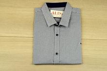 Мъжка риза с къс ръкав - NOSEDA 05 до 6XL  -