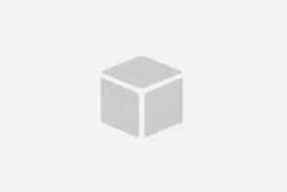 Детска рокля от 2 до 6 г. бяла с ягоди