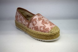 Стилни дамски ежедневни обувки - 2822 - розови