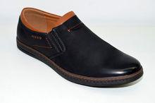 Мъжки обувки - 6013 - черни